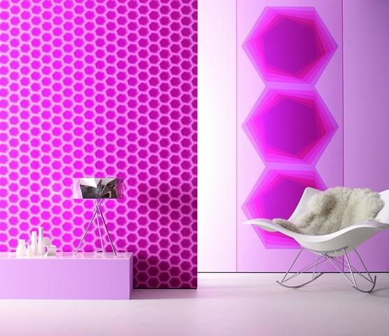 nowoczesne wzory tapet