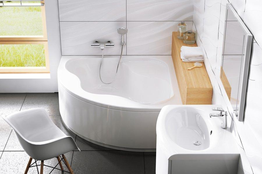 nowoczesne wanny łazienkowe Piotrków Trybunalski