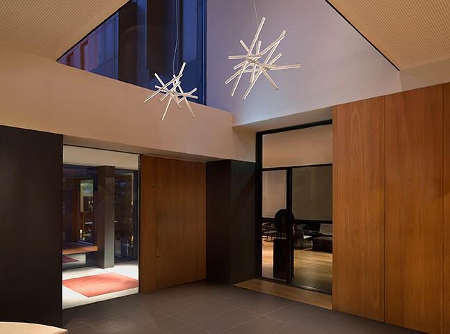 zawsze modne oświetlenie do mieszkania