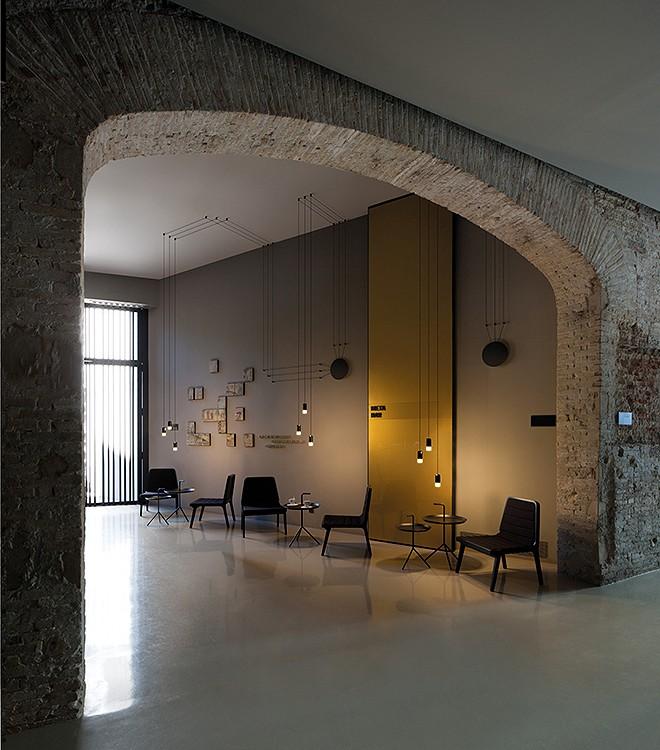 oświetlenie design