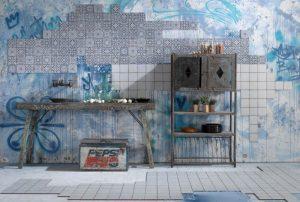 Płytki w dużych rozmiarach, łazienkowe na podłogę i ściany