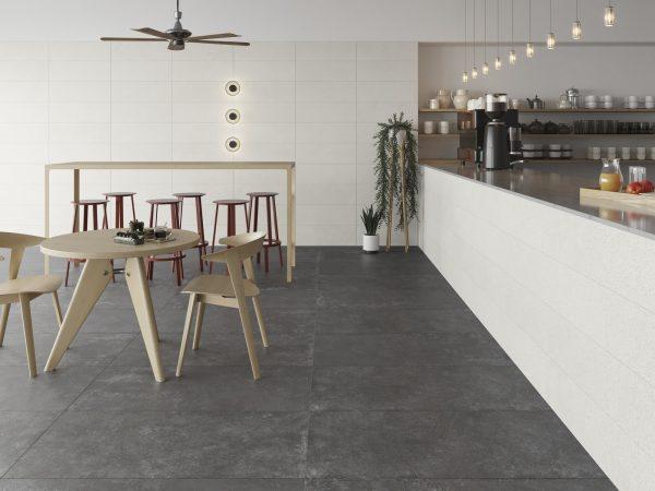 Peronda Grunge Floor Anthracite 75,5x151