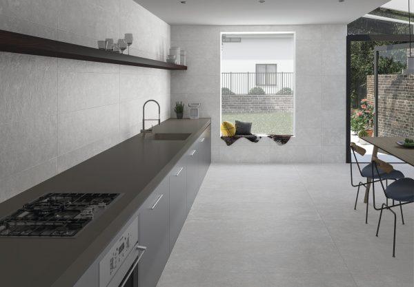 Peronda Grunge Floor White 75,5x151