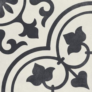 Harmony Cuban White Ornate