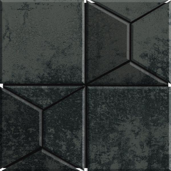 Fanal Mosaico Pyramid Grey 30x30
