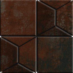 Fanal Mosaico Pyramid Oxide 30x30