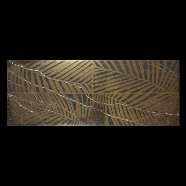 Fanal Dec.Laurent Petiole Black 45x118