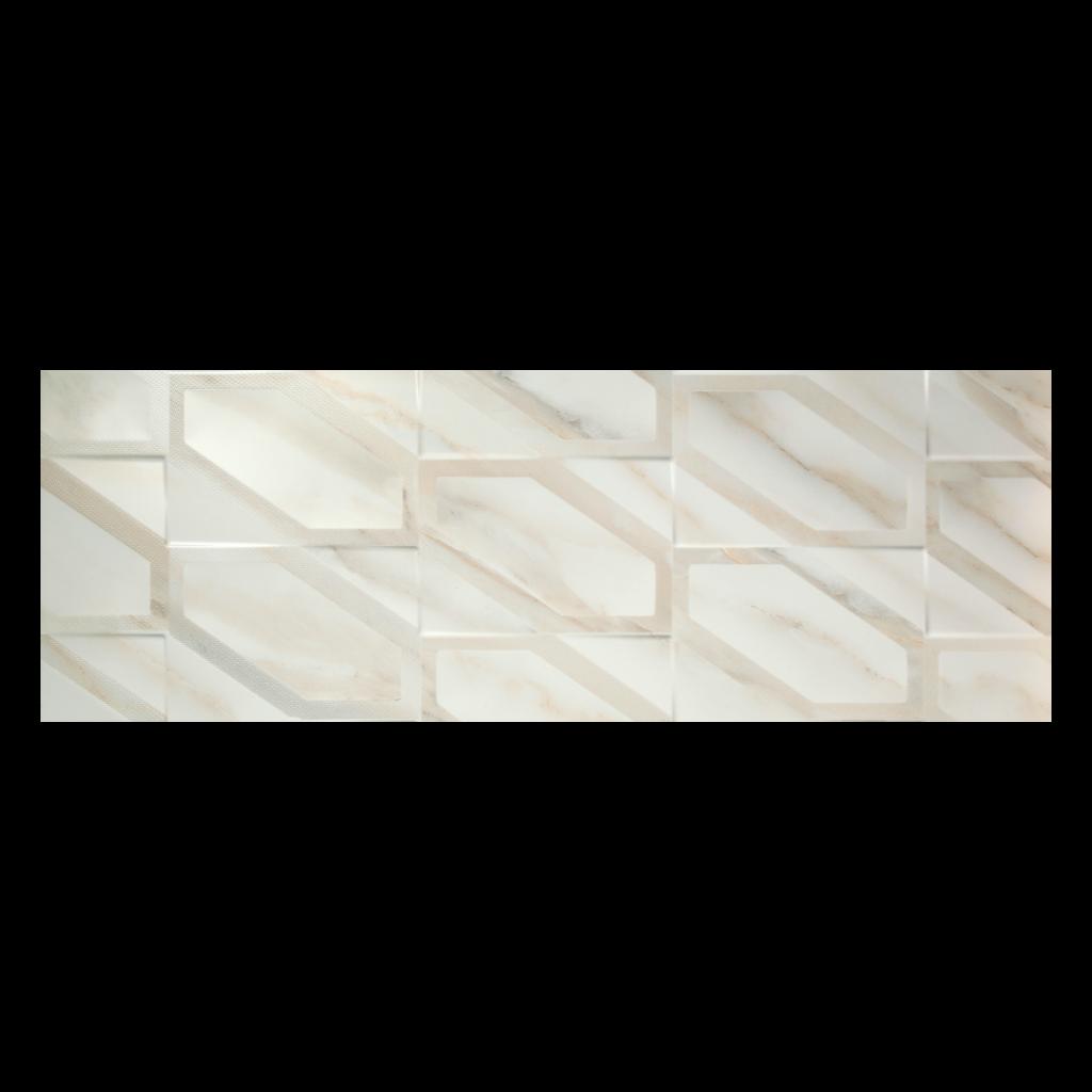 Fanal Calacatta Hexa Matt 31,6x90