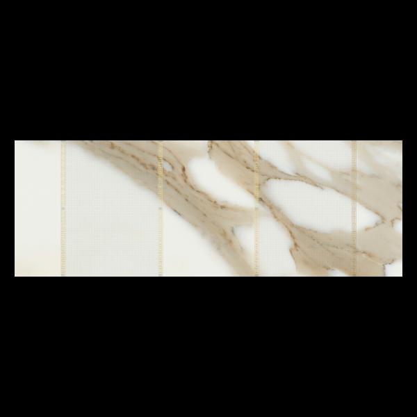 Fanal Calacatta Greca Matt Gold 31,6x90