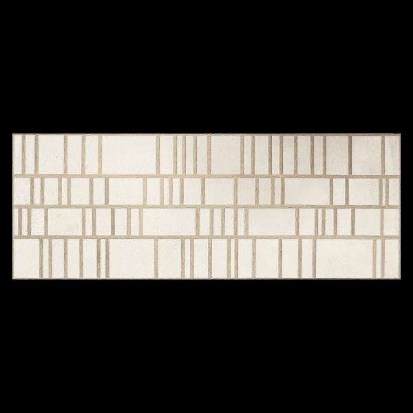Fanal Elements Shoji White 45x120