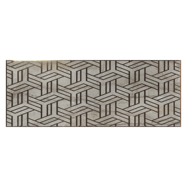 Fanal Essence Grafic Grey 45x118 Rect.