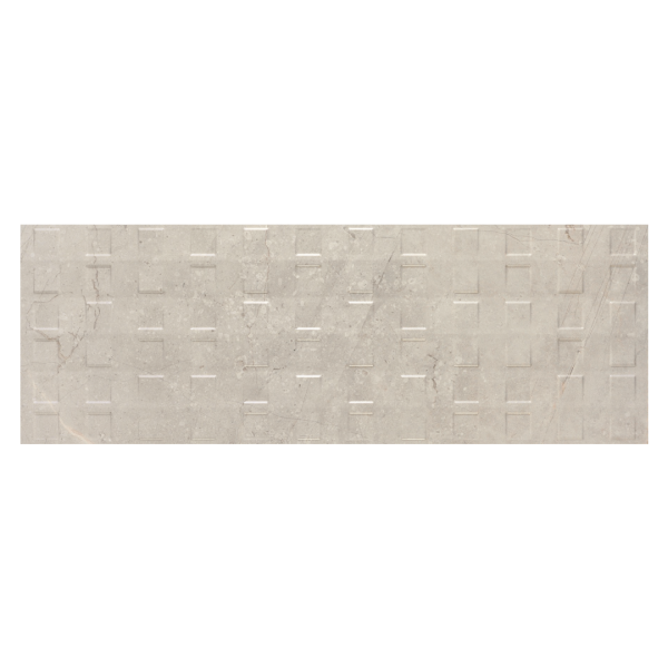 Fanal Milord Mosaico Gris 31,6x90