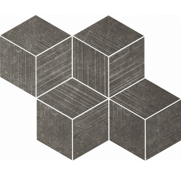 Fanal Mosaico Flow Coal 30x37