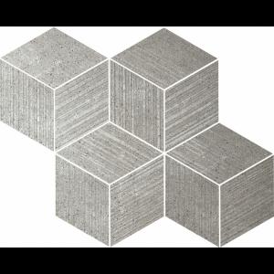 Fanal Mosaico Flow Grey 30x37