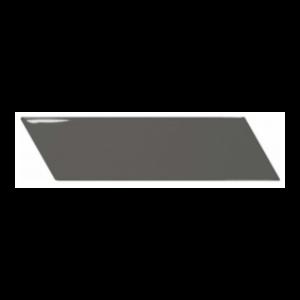 Equipe Chevron Wall Dark Grey Right 18,6x5,2