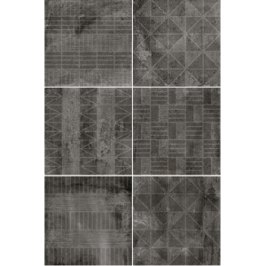Equipe Urban Handmade Dark 20x20