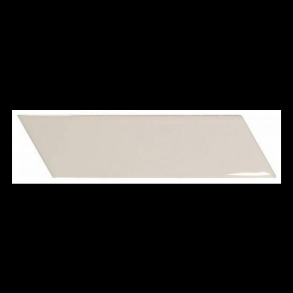 Equipe Chevron Wall Cream Right 18,6x5,2