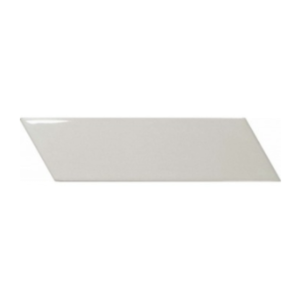Equipe Chevron Wall Light Grey Right 18,6x5,2