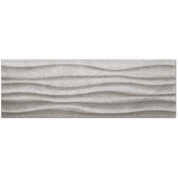 Zirconio Basis Light Grey Wave 30x90