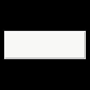 Baldocer Blanco Brillo Rectificado 40x120