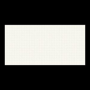 Harmony Pique Waffle White 20x40