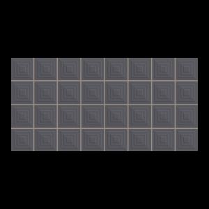 Harmony Pique Mosaic Anth 20x40